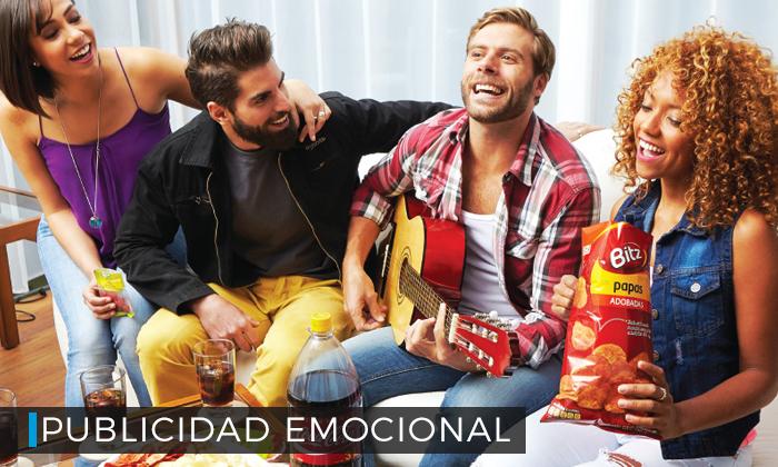 ¿Cómo lograr que tus clientes compren tus productos con publicidad emocional?